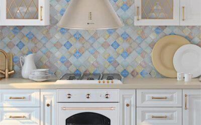 Cappa da cucina retrò: la soluzione ideale per un arredamento classico