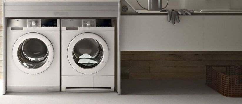 Built-in dryers