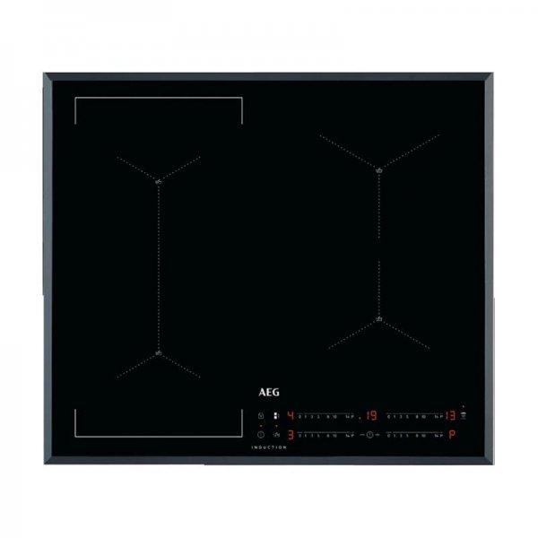 IAE64423FB AEG Piano cottura ad induzione SenseBoil 4zoneBridge