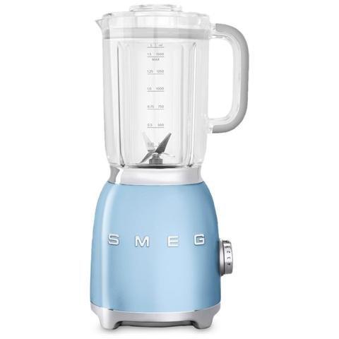 BLF01PBEU Frullatore Smeg 50's Style azzurro pastello