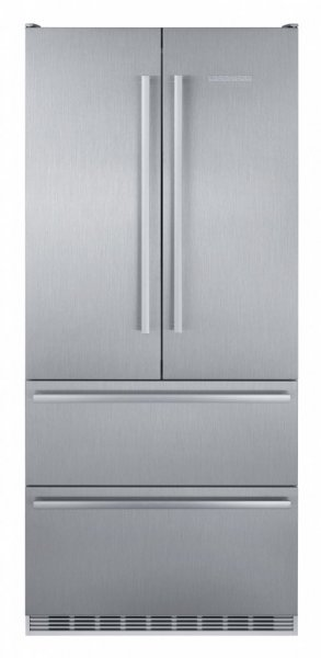 CBNes 6256 Liebherr Fridge-freezer with BioFresh and NoFrost A++