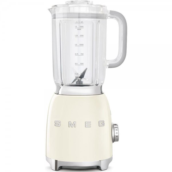 BLF01CREU Frullatore Smeg 50's Style crema