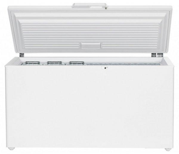 GTP4656 Congelatore Liebherr orizzontale 165cm. A+++ 420L. stopfrost
