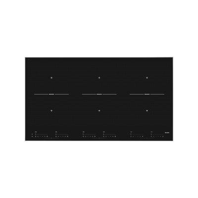 HI1995G Asko Piano cottura ad induzione 90cm in vetro nero