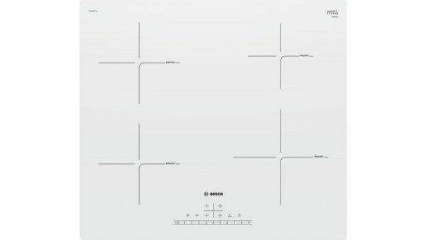 PUE612FF1J Piano c.Induzione Bosch cm.60 bianco