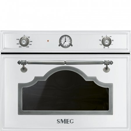 SF4750MBS Smeg Forno microonde+grill H.45cm bianco