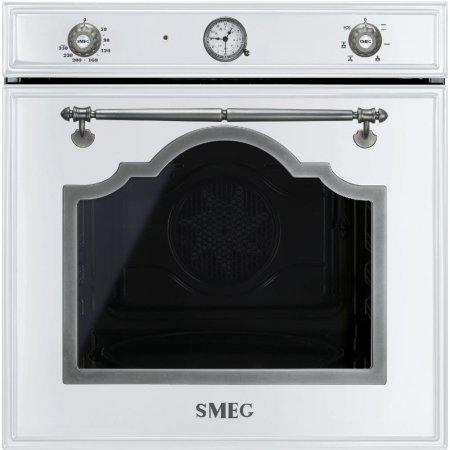SF700BS Smeg Forno Elettrico ventil. 6funz. bianco 60cm A
