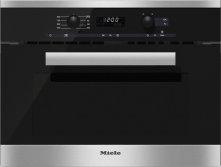 M 6260 TC Forno Miele compatto microonde h.45 inox