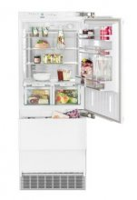 ECBN 5066 Liebherr fridge-freezer, BioFresh, NoFrost left hinge