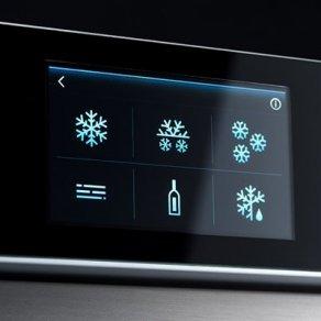 FREDDY 45 Abbattitore temperatura incasso IRINOX
